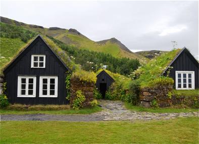 techo verde vivienda tradicional