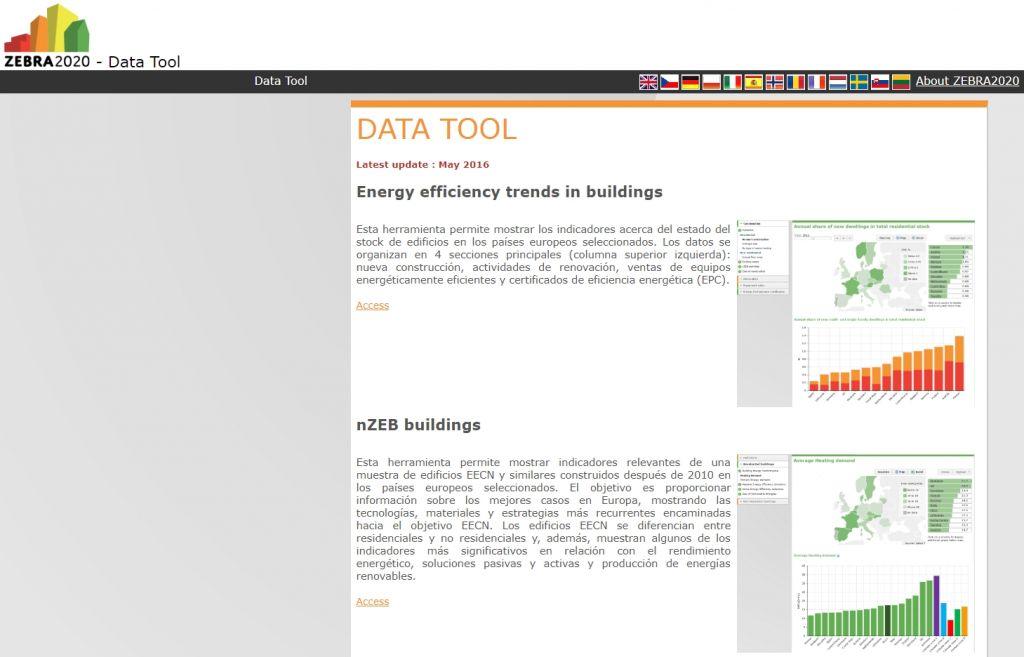 Zebra2020 data tool