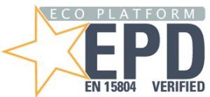 ECO Platform EPD EN 15804 VERIFIED.