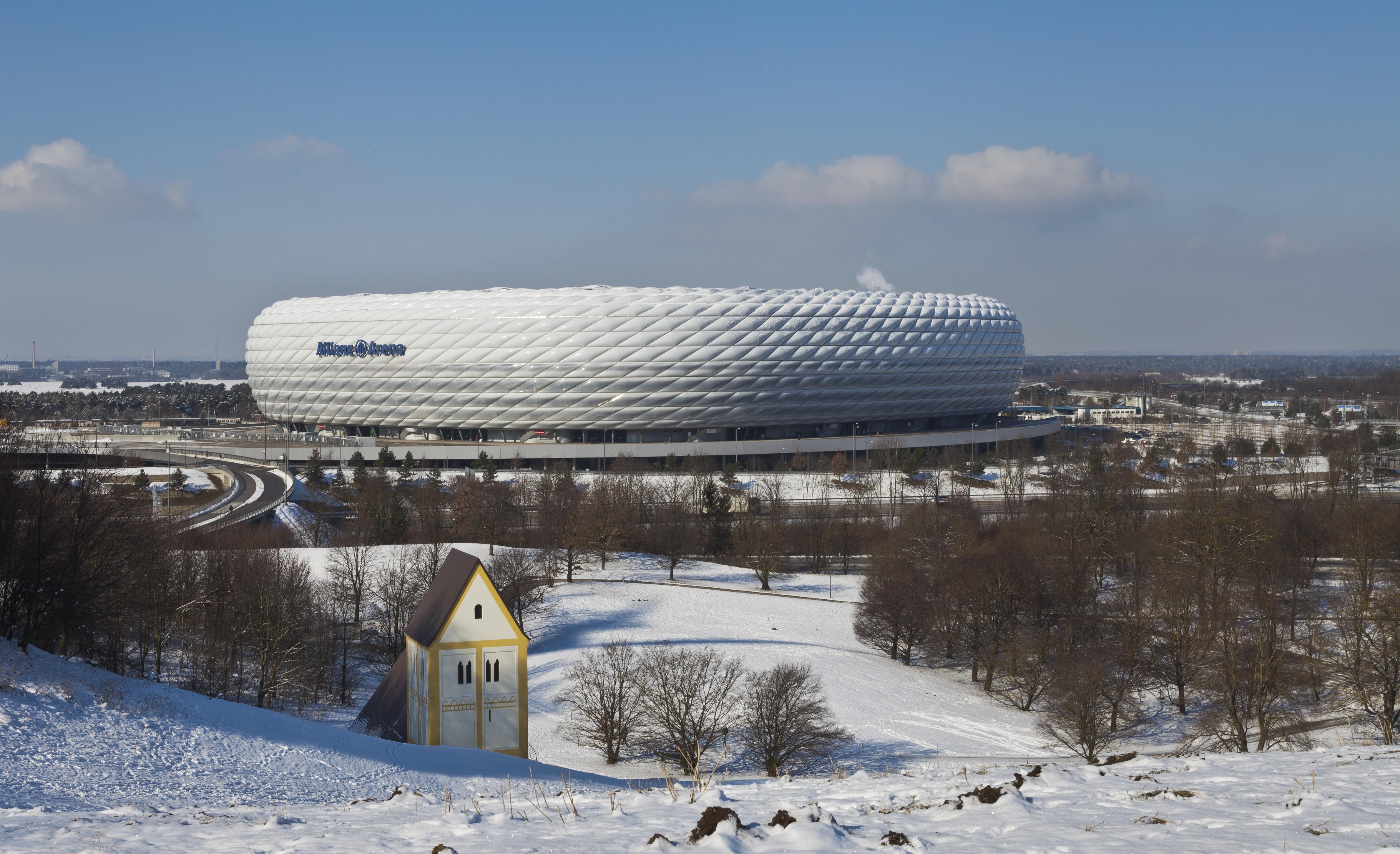 EFTE Allianz Arena