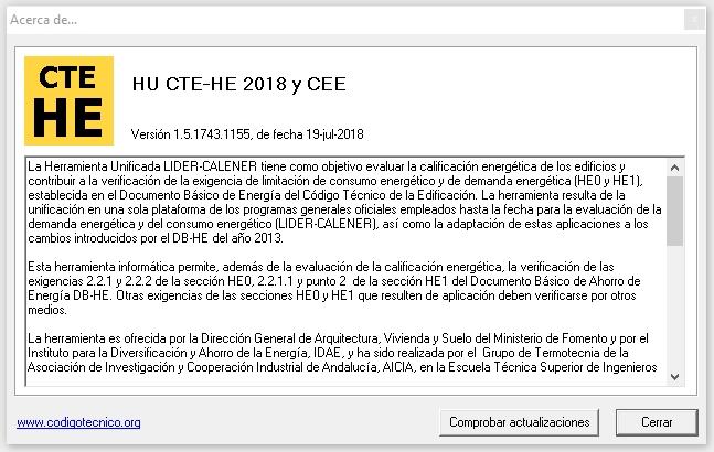 HULC 2018 HU CTE-HE 2018 y CEE