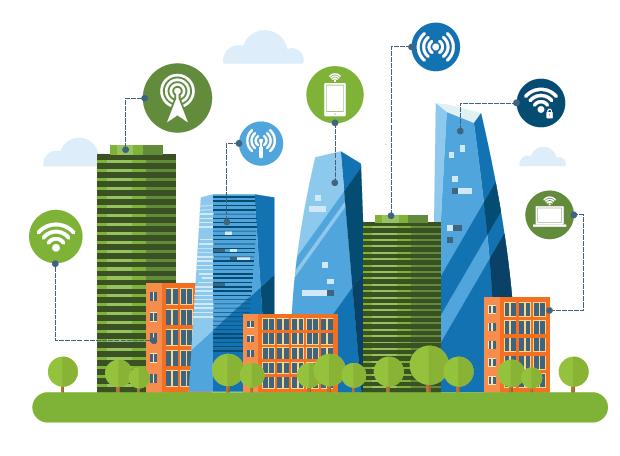 edificio inteligente smart working