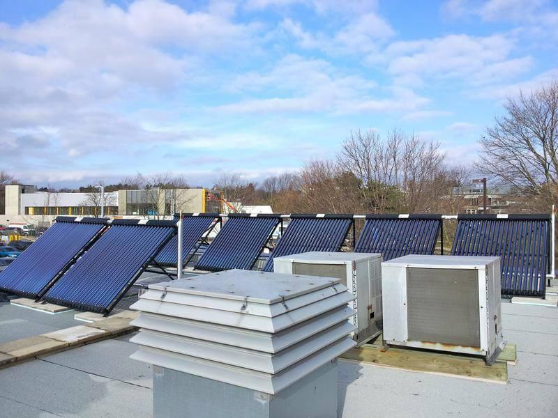 nuevo DB HE solar termica contribucion demanda ACS