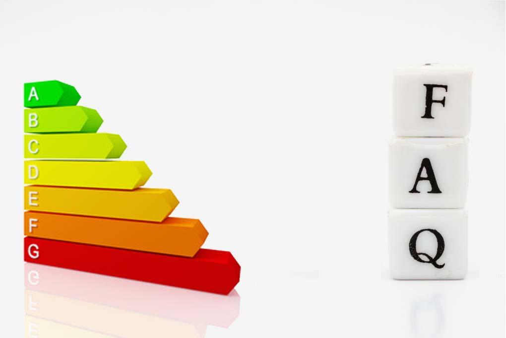 respuestas a preguntas frecuentes certificado energético edificios CEE