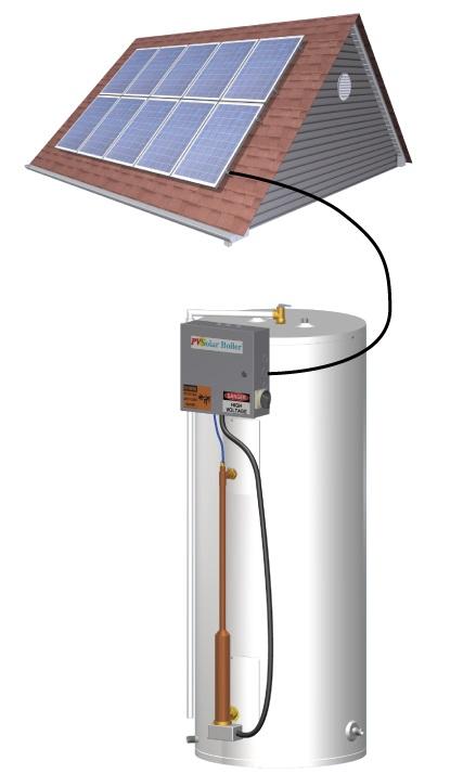 Fototermia paneles fotovoltaicos termo electrico DB HE4