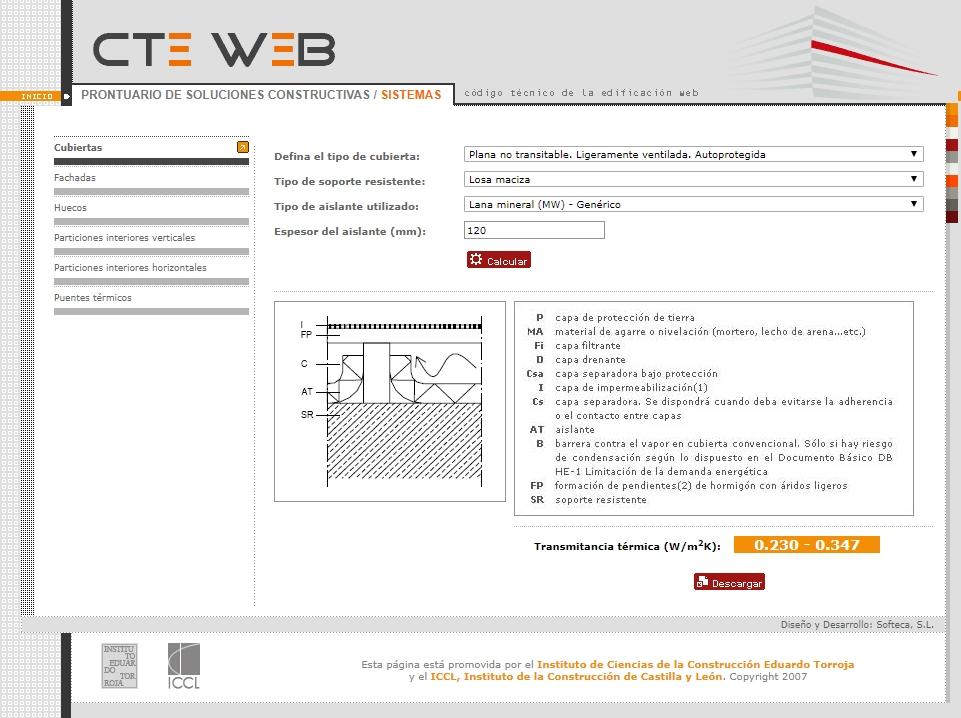 CTE-WEB sistemas constructivos