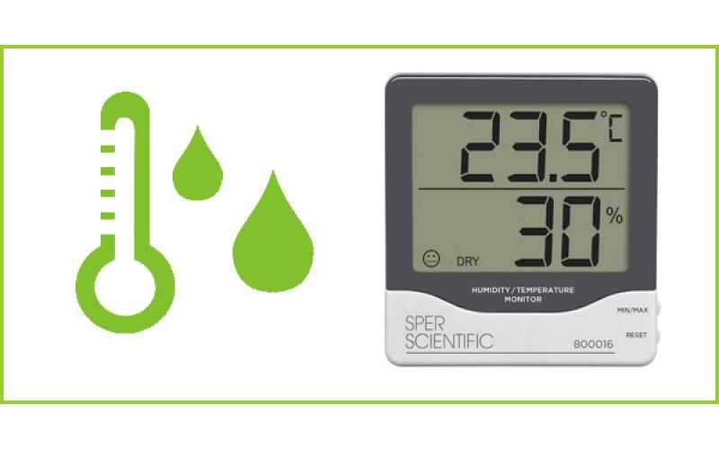 termohigrometro humedad temperatura