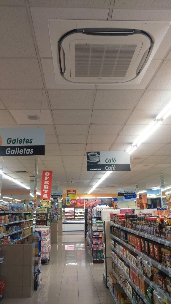 CE3X supermercados certificado energetico