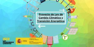 Proyecto de Ley del Cambio Climático y Transición Energética