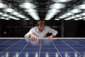 Las placas solares y el certificado energético