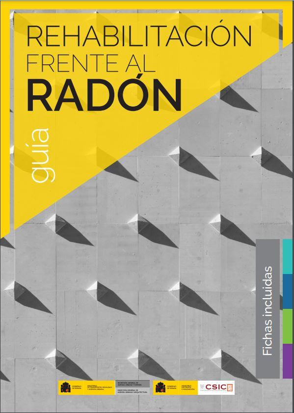 Guia de rehabilitacion frente al radon con fichas
