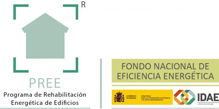 PREE ayudas rehabilitación energética edificios