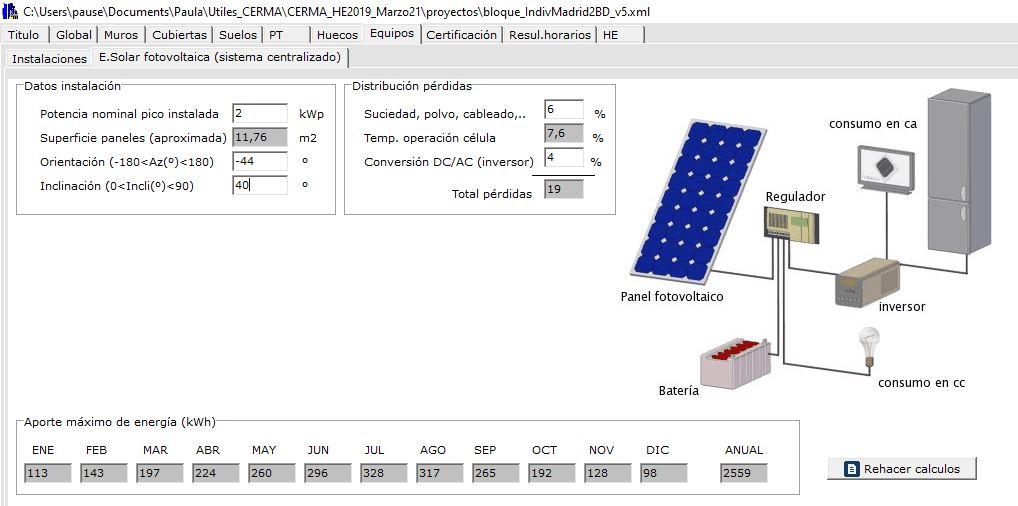 CERMA instalaciones solar fotovoltaica