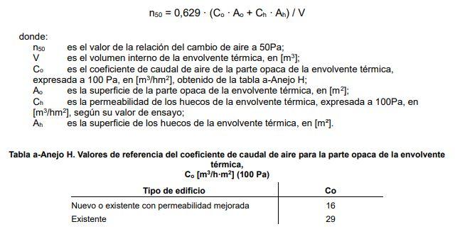 determinacion n50 con formula anejo h db he