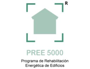 PREE 5000 rehabilitacion energetica edificios